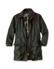 Barbour thornproof jackets are an ideal choice for the sporting lifestyle.