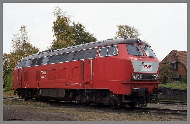 EVB Diesellok 216067