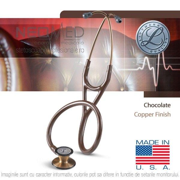 Cardiology III - Stetoscop 3M Littmann, 69 cm http://stetoscoapeprofesionale.ro/littmann/20-cardiology-iii-stetoscop-3m-littmann-69-cm.html