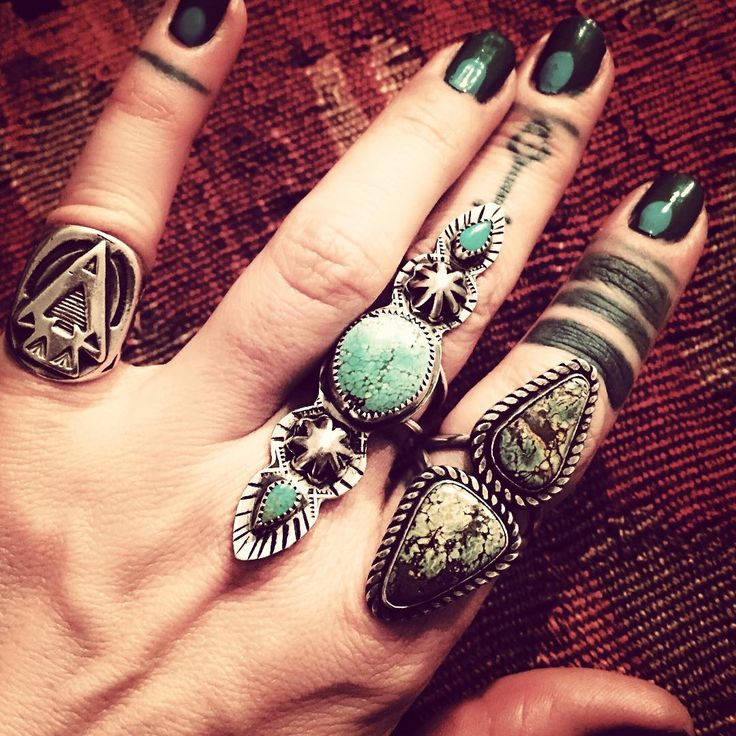 Rachel Brice's gorgeous hand tattoos. *love these*