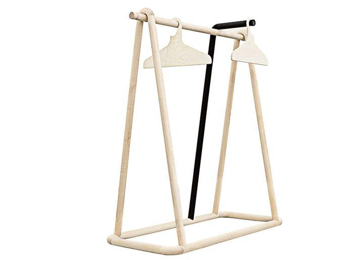 Wooden framework by Torsten Neeland » Retail Design Blog