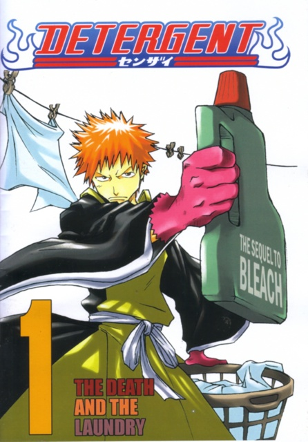 Ya know...I know lots of people who think Bleach is about this