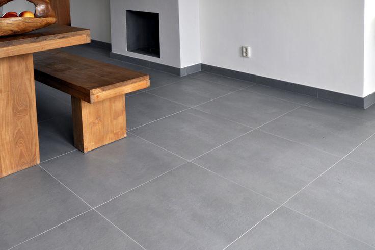 Gigacer Grey 60x60 Cm Ceramic Tiles Pinterest