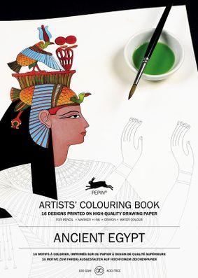 Pepin Press Colouring Book - Ancient Egypt