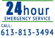 Specialized Plumbing 24 hour service Galvanized Water Line Replacements 613-813 3494 Trenton
