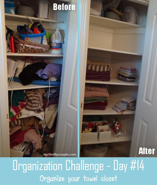 A Perfectly Organised Bathroom In One Day: Best 25+ Organize Towels Ideas On Pinterest