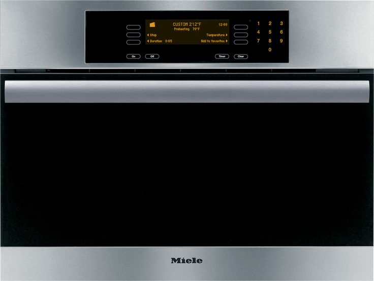 Amazing Miele Combi Steam Oven Floor Model For Off! Photo Gallery