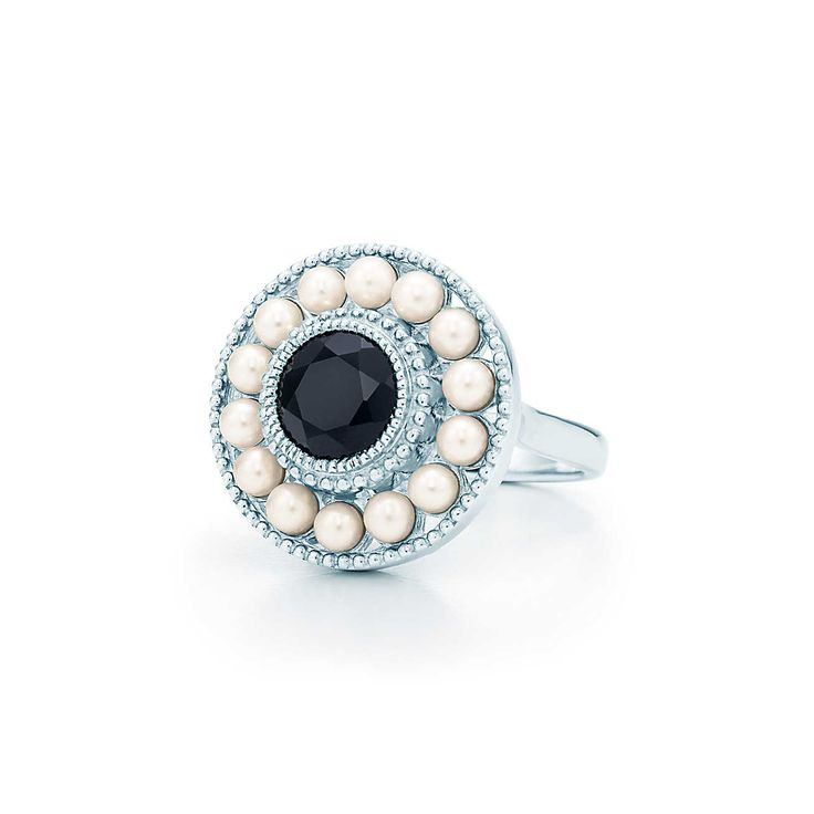 Ziegfeld Collection:Pearl Ring