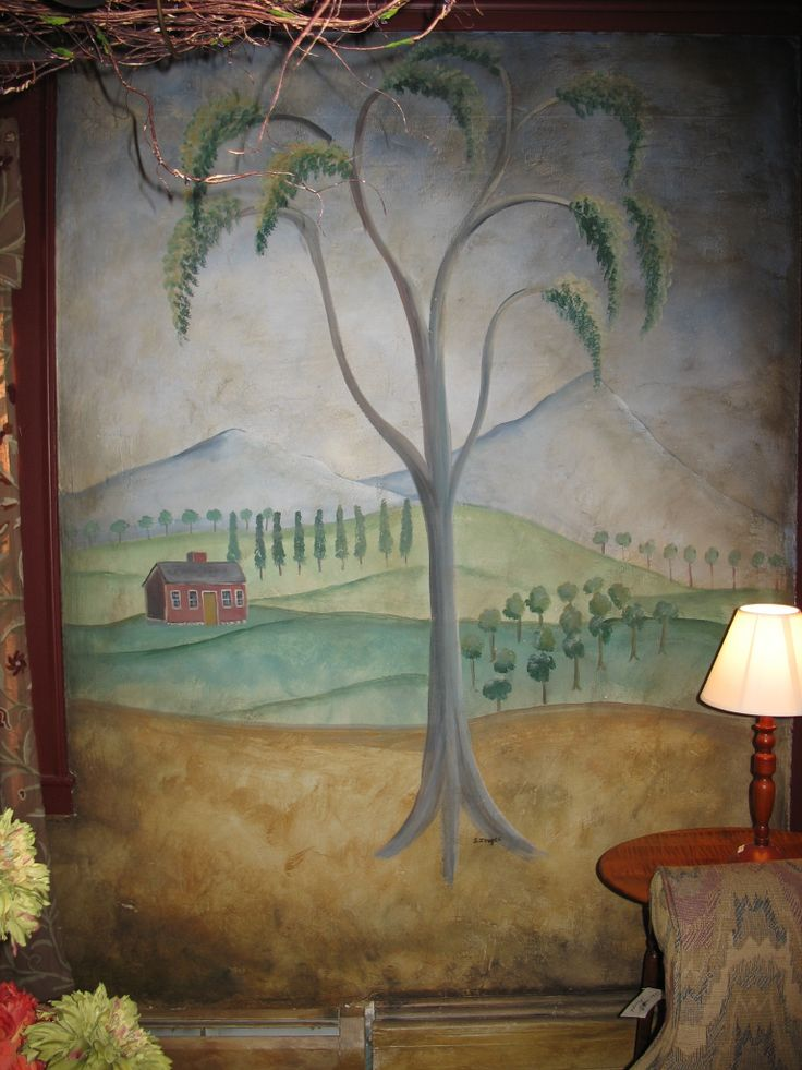 17 best images about stencils wallpaper on pinterest for Colonial mural wallpaper