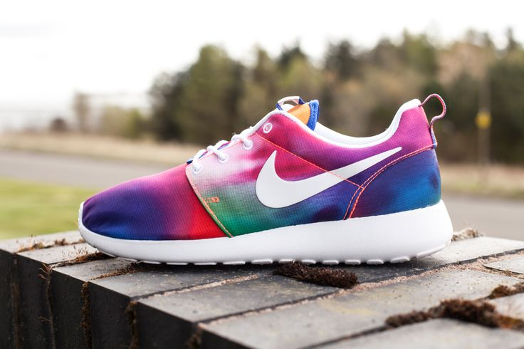new products d6872 f8774 ... nike roshe run crazy colors ...