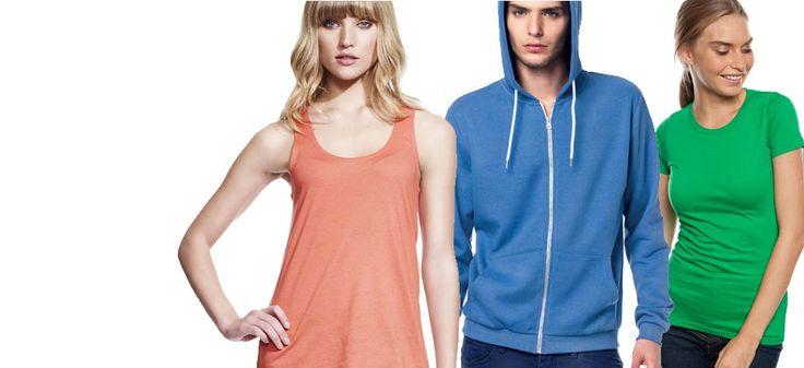 Blank fair trade clothing #fashion #organic