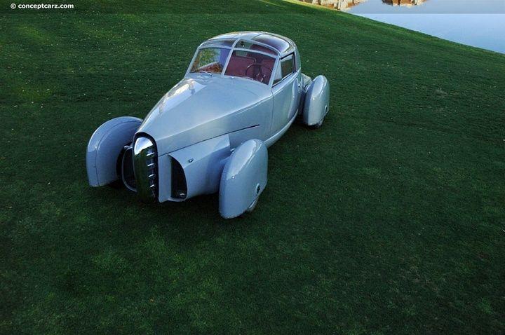 Lord K's Garage #152: Flash Gordon Buehrig - Dieselpunks