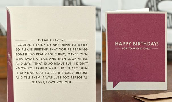 WHAT TO SAY for a birthday – What to Say in a Birthday Card