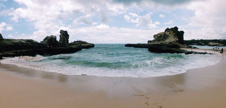 Klayar beach at Pacitan city #indonesia