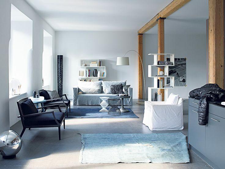 Brick 12 3er sofa gervasoni giulia trecy fauteuil for Sessel ghost 05