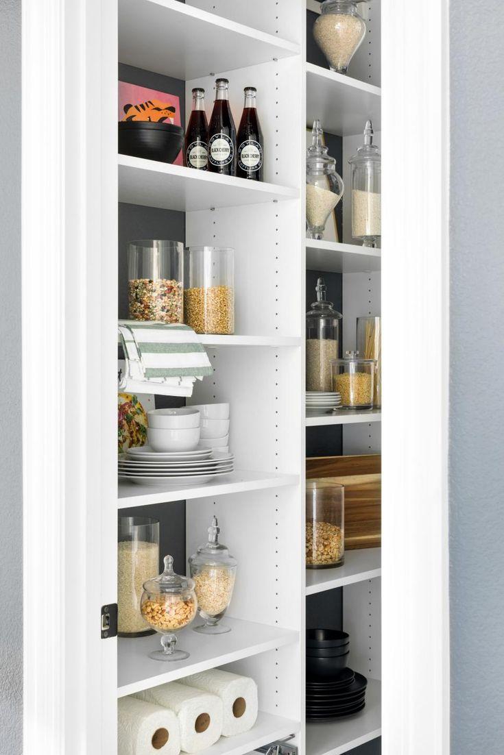 Kitchen Pantry Ideas You'll Love | HGTV