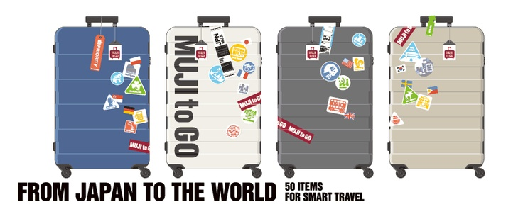 MUJI to GO / FROM JAPAN TO THE WORLD