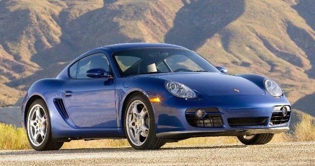 Free 2007 Porsche Cayman Service Repair Manual Porsche Cayman S Cayman