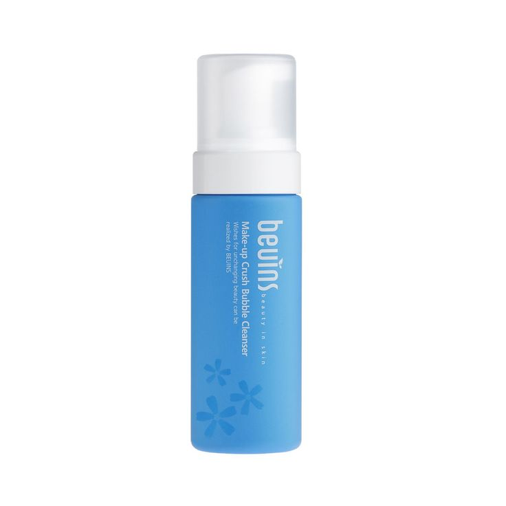 beuins Makeup Crush Bubble Cleanser Remover Skin Facial Care Cosmetics Korea #beauins