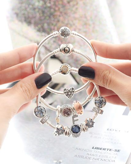 The details, focus on the details <3 My favourite things about Pandora jewelry.