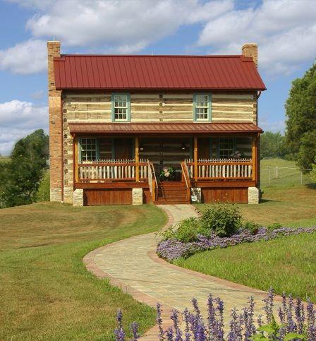 113 Best Cozy Cottages Cabins Images On Pinterest