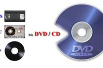Digitalizácia VHS kaziet na DVD, na USB kľúč alebo cez INTERNET - Jaspravim.sk