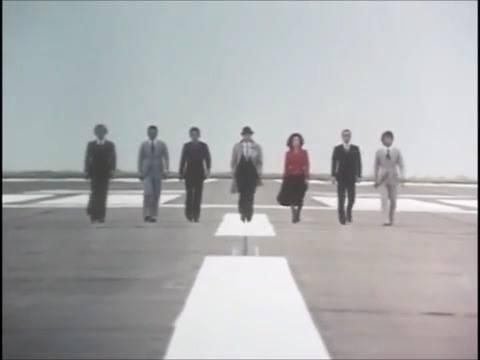 テレビドラマ「Gメン75オープニング」