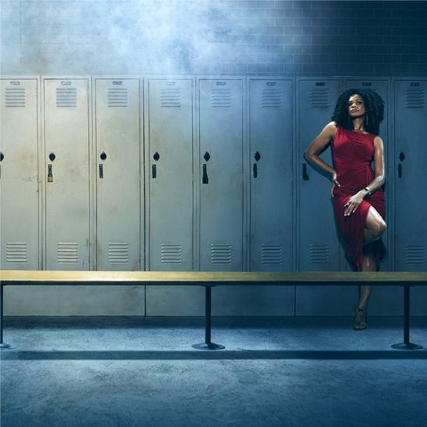 """Kimberly Elise Talks Natural Hair, Acting And Vh1's """"Hit"""