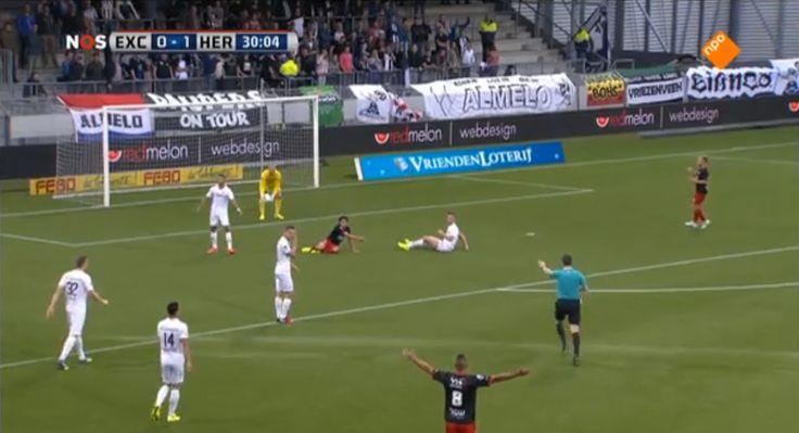 Gisteren waren we weer prima zichtbaar op TV via Studio Sport en de ledboarding bij Excelsior tegen Heracles (3-1 trouwens!). …