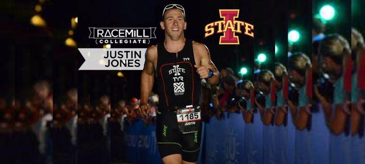 RaceMill | RaceMill Collegiate: Justin Jones of Iowa State Triathlon