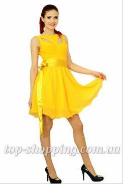 Очаровательное платье бэби долл в 4х цветах! 01700