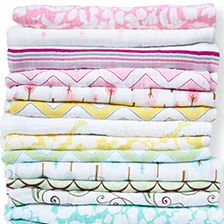 over 500 items made in America. bedding and baby items   Swaddle Designs   Seattle, Washington