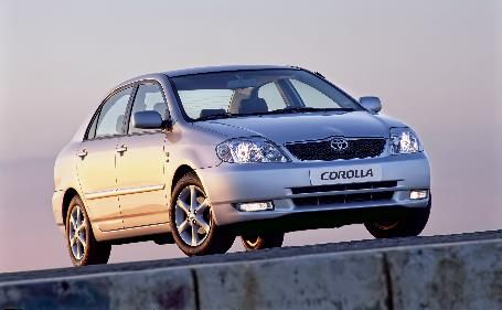 9th Generation Corolla (2000-2006)