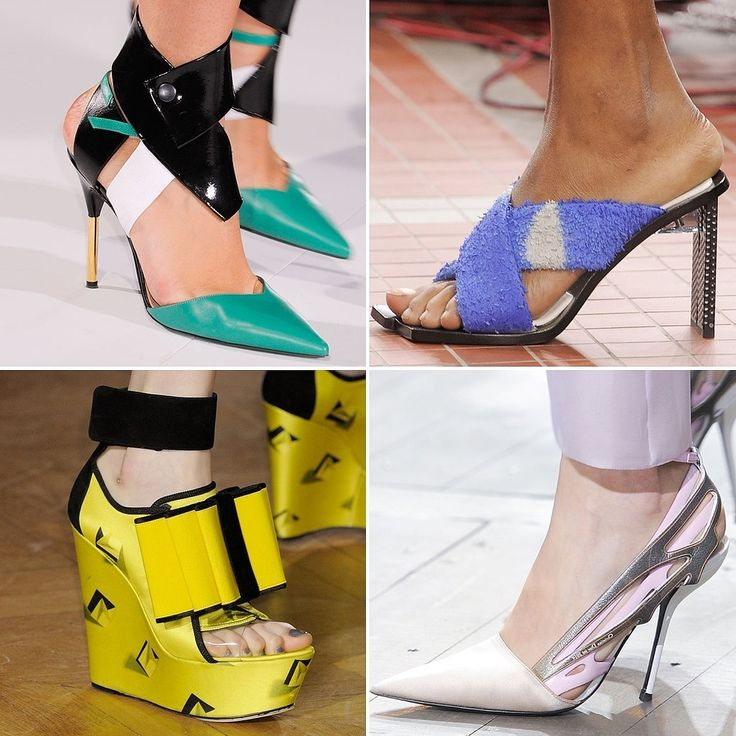 Best Shoes At Paris Fashion Week Spring 2014 Popsugar Fashion