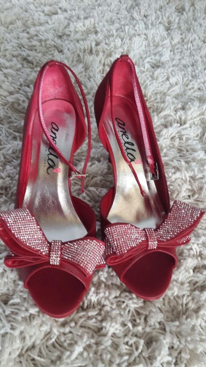 Zelda style #AnellaShoes dyed www.weddingshoes.co.za