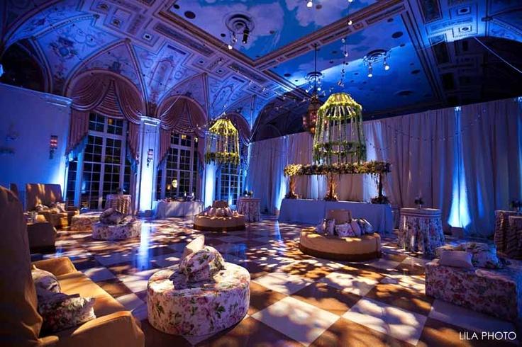Cocktail reception decor inspiration...