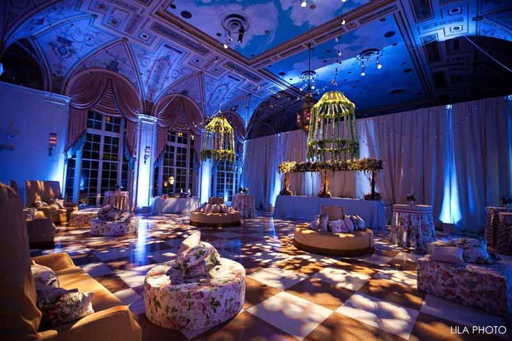 Cocktail reception decor inspiration...