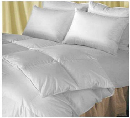 Duvet Insert Comforter NATURAL COMFORT HEAVY DUVET INSERT COMFORTER ON SALE, QUEEN XL JUST $49.99, KING ONLY $54.99 SHIPS FREE! ~ DOWN ALTERNATIVE