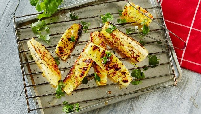 Grillattu ananas - K-ruoka