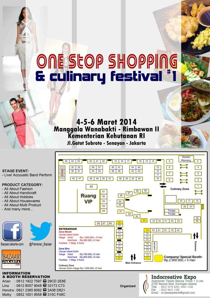 Kemeriahan Festival Kuliner & Multi Product Hadir di Pameran/Bazaar Manggala wbk-Kemenhut-Gatsu, 4-6 maret: 2A7BBC3D