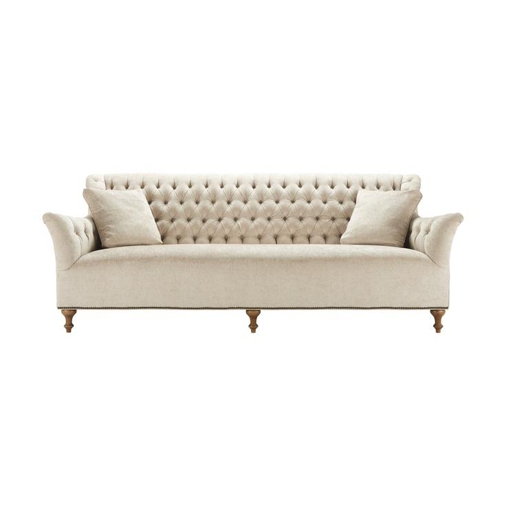 Fiona Tufted Sofa | Arhaus Furniture
