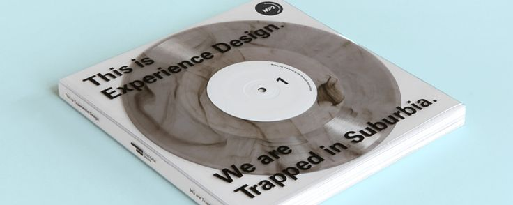 Trapped in Suburbia | Visual communication and creative concepts