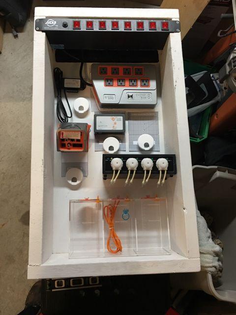 aquarium controller board mounting system - Google Search