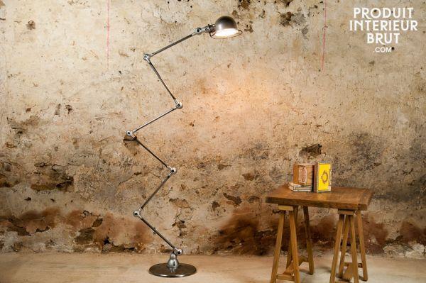 lampe jielde loft