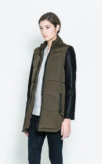 Army Green Fashion Long Coat-46.90-FREE SHIPPING