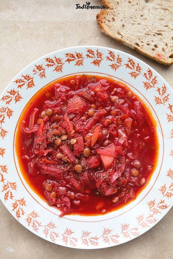 Barszcz to jedna z najbardziej fascynujących zup wschodniej Europy. Ma dziesiątki różnych wersji oraz jest prawdziwym papierkiem lakmusowym regionalnych składników oraz smaków. Czasem z białą fasolą i dużą ilością czosnku; innym razem z[...]