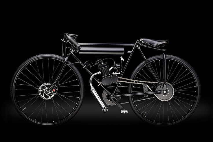 Bravo! I Believe I Can Fly: Dicer Bikes' motorized bicycle | Bike EXIF