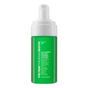 Cucumber De-Tox Foaming Cleanser - Detergente Detossificante al Cetriolo di Peter Thomas Roth su Sephora.it