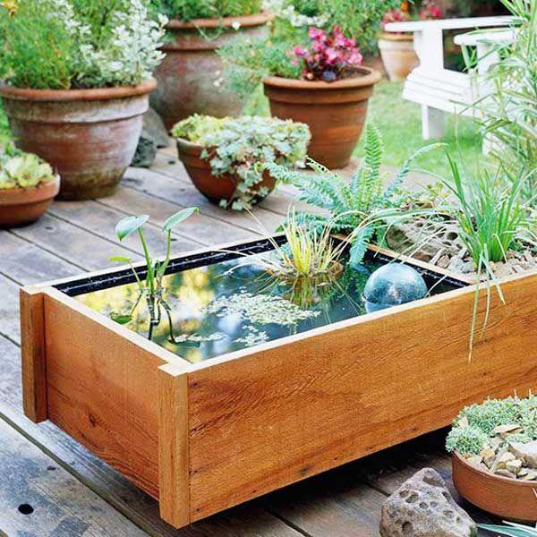 26 Gyönyörű kerti dekorációs ötlet ~ Készítsd Otthon
