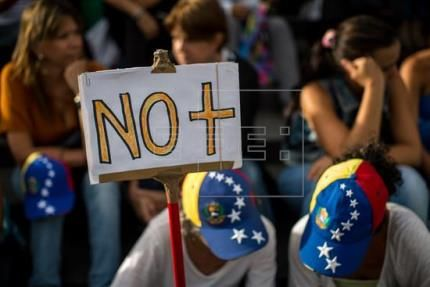 Imputarán a tres militares venezolanos por la muerte de un hombre durante la protesta del miércoles